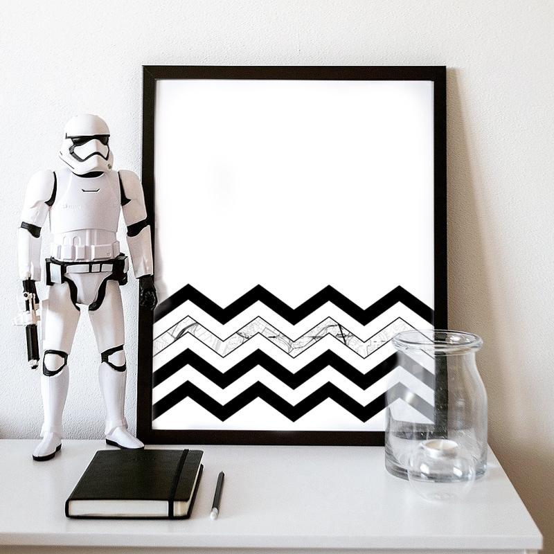 Plakát Nordic Waves